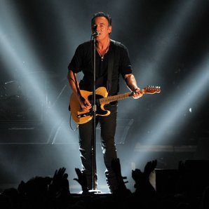 Bruce Springsteen live at the 2012 Grammy Awards