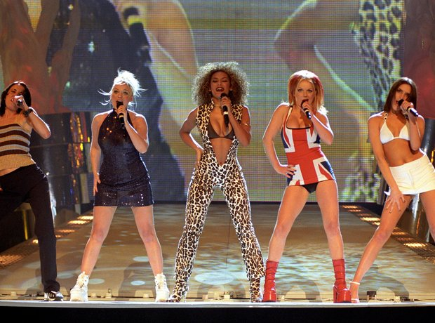 Spice Girls in Pictures