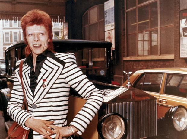 Glam Rock Star, David Bowie