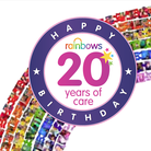 Rainbows 20th birthday