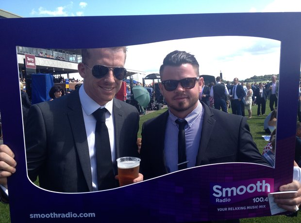Smooth Radio at Haydock Park