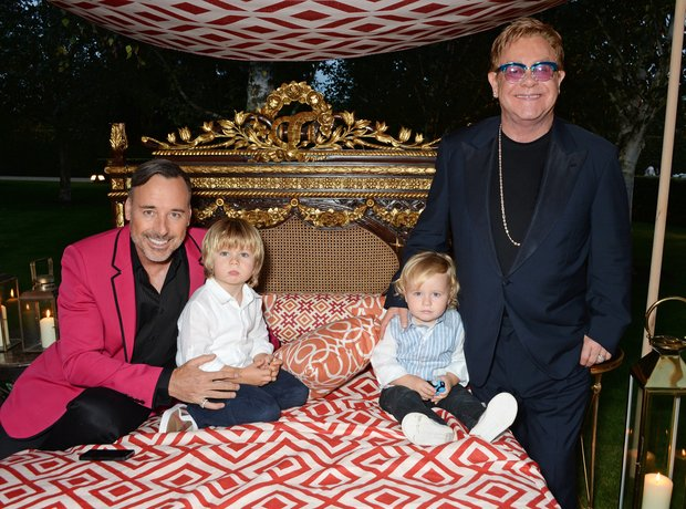 David Furnish, Zachary Furnish-John, Elijah Furish