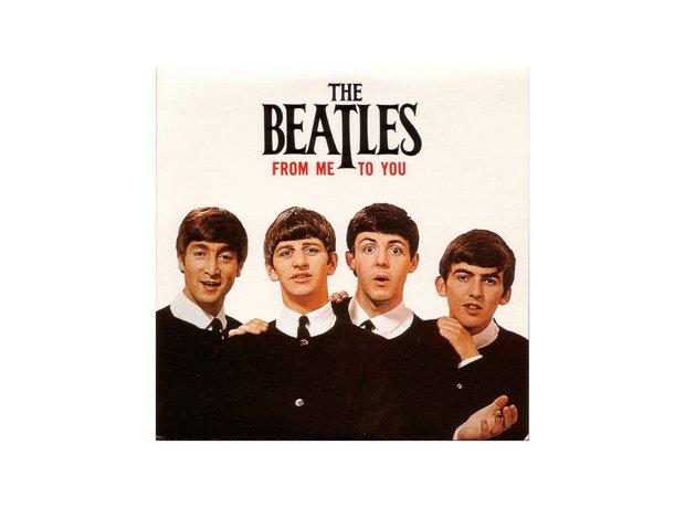 Beatles Singles