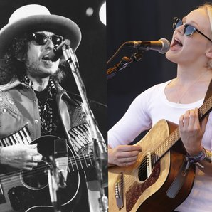 Bob Dylan and Laura Marling