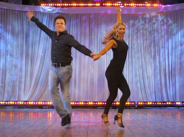 Donny Osmond Wins 'Dancing With The Stars