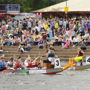 Nottingham Dragon Boat Racing