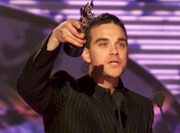 Robbie Williams, 2001