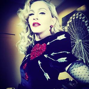 Madonna on Instagram