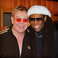 20. Elton John says Nile Rodgers needs to be inducted into the Rock and Roll Hall of Fame.