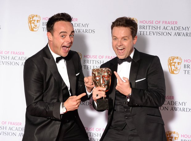 Stars at the BAFTA Awards