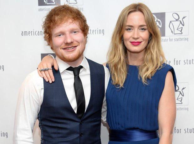 Ed Sheeran Emily Blunt