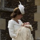 Kate Middleton christening