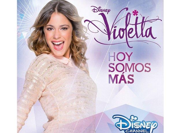 Violetta album cover