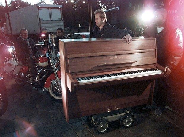 John Steinway Piano