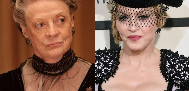Madonna And The Dowager Countess