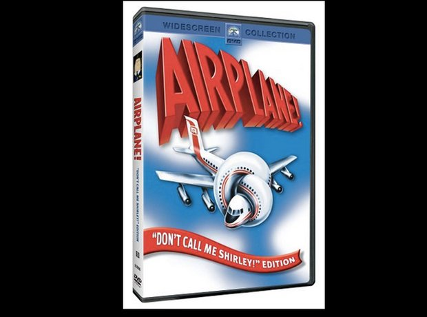 80s movies dvds airplane