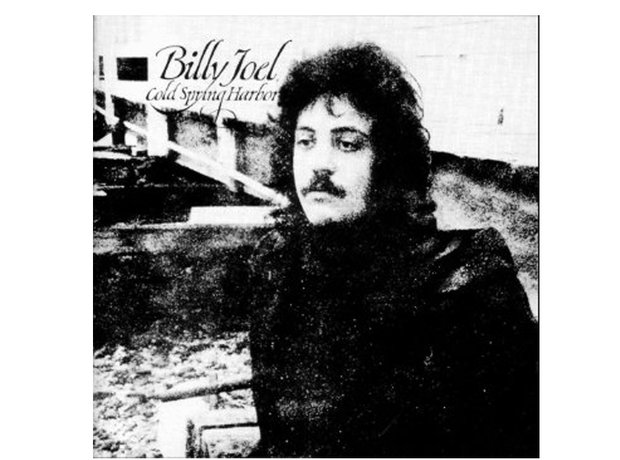 Billy Joel – Cold Spring Harbor (1971)