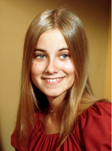 Then and Now Maureen McCormick The Brady Bunch