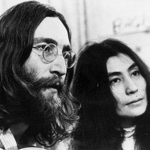 John Lennon Yoko Ono 1969