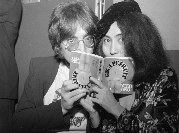 John Lennon Yoko Ono 1971