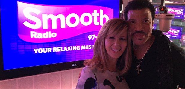 kate smooth radio dating