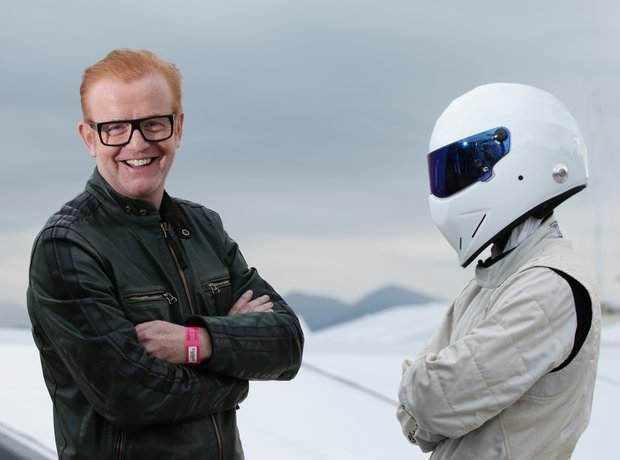 Top Gear - Chris Evans