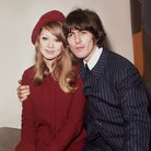 Patti Boyd and George Harrison