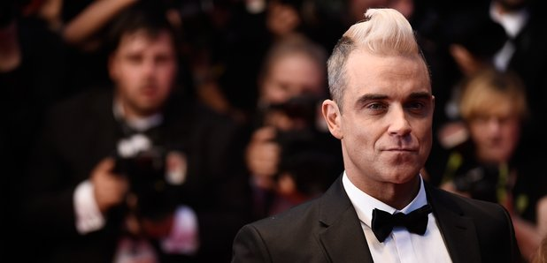 robbie williams cannes film festival