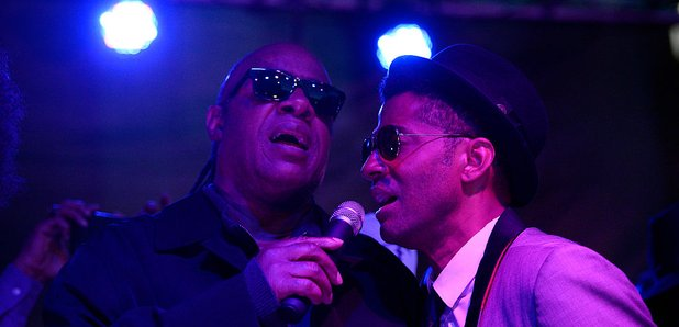 Stevie Wonder Eric Benet Prince Tribute