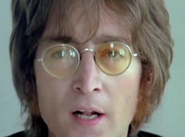 John Lennon imagine video