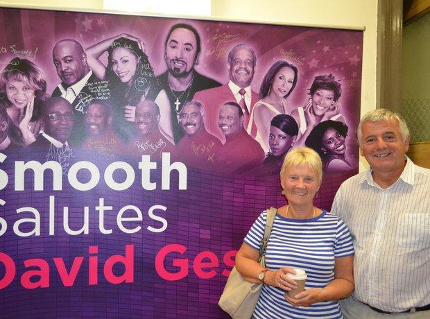 David Gest Tour
