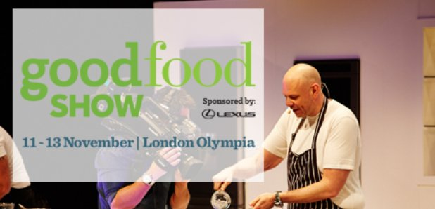 good food show london 2