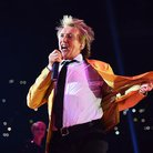 Rod Stewart Performs In Germany