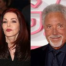 Tom Jones and Priscilla Presley are dating!