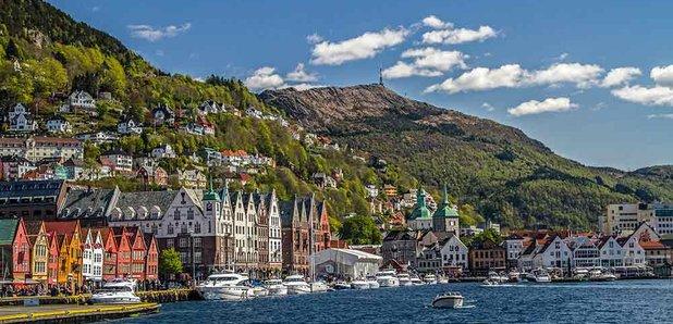 Bergan Norway