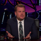 James Corden pays tribute to Manchester